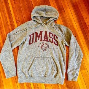 UMass Minutemen League Super Soft Hoodie